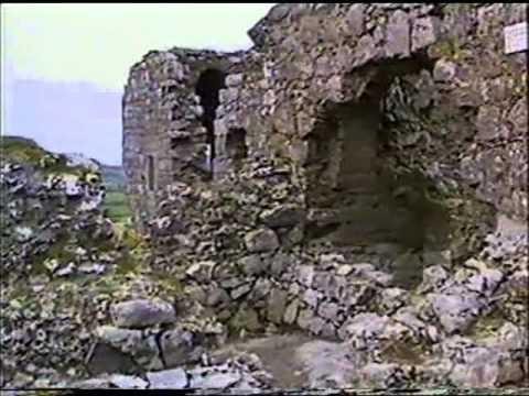 1996 The rock of Dunamase Ierland.