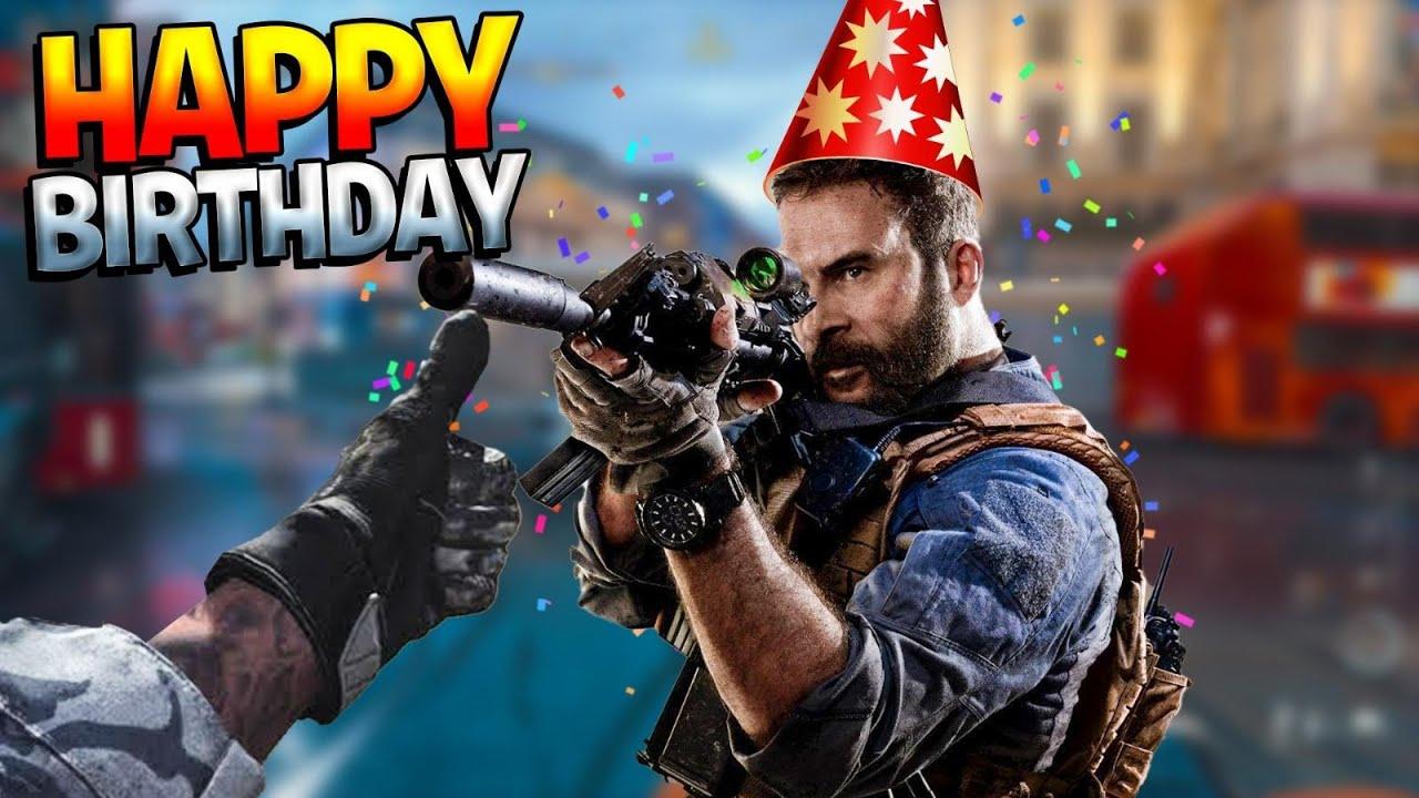 Happy Birthday Modern Warfare 2019 Youtube