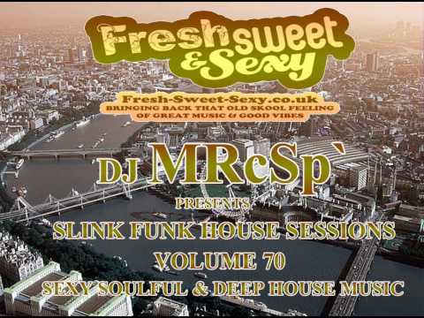 DJ MRcSp` Pres. Slink Funk House Sessions (70th Edition Feb 2013) FSS Promo pt 1