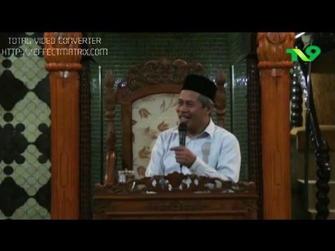KISWAH KH. MARZUKI MUSTAMAR - TV9 - Ahlak Rasulullah SAW