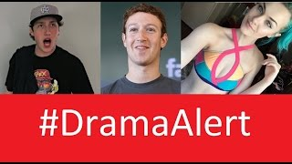 Mark Zuckerberg HACKED! #DramaAlert FaZe Banks KICKED? Jesse wellens - Toby Turner