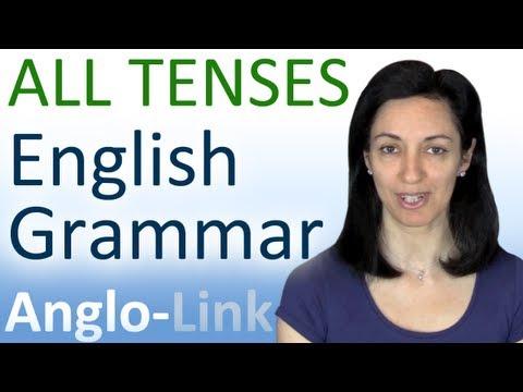 All Tenses - English Lesson