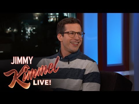 Thumbnail: Andy Samberg on NBA Finals, Oscars & Not Playing Football