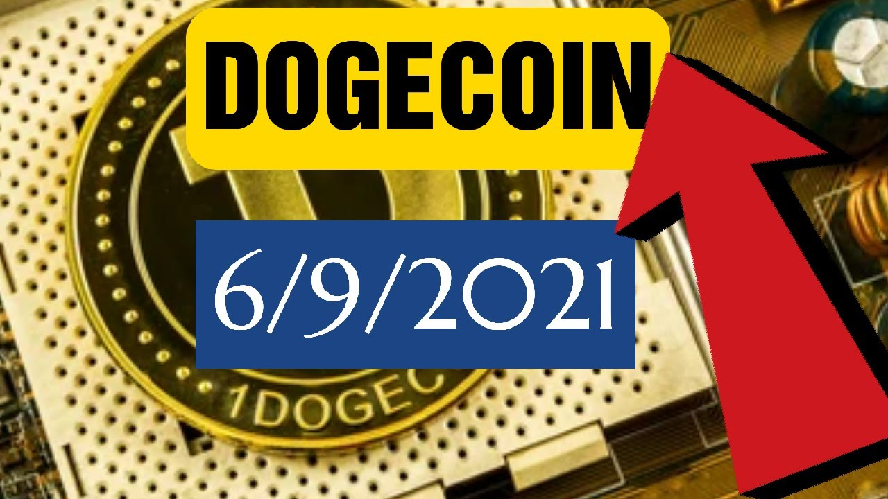 DOGECOIN PRICE PREDICTION 2021 - Bitcoinomics: Bitcoin ...