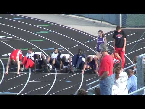 Thumbnail: 100m 10.37 high school track and field