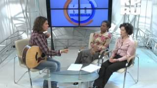 певец Паскаль в гостях у КП-ТВ