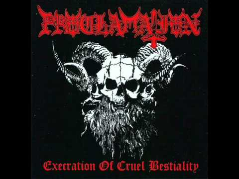 Proclamation - Altars of Mayhem