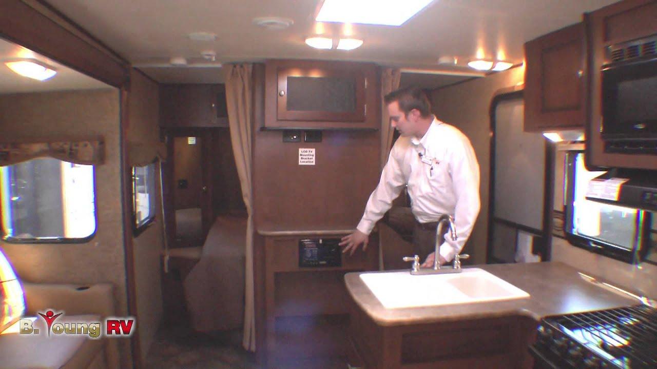 Stock 2556 2013 29 Foot Kodiak Express Travel Trailer By