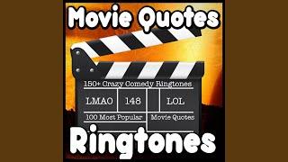 You Had Me At Hello Ringtone, Alert, Alarm, Movie Quote