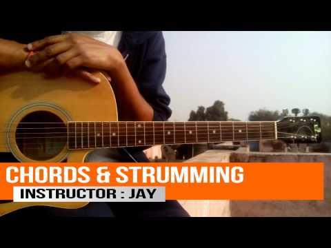 zaalima guitar lesson | chords | strumming | Cover | Raees | arijit Singh & Harshdeep kaur