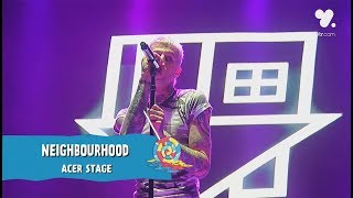 Download The Neighbourhood - You Get Me So High live at Lollapalooza Chile 2018 MP3 song and Music Video