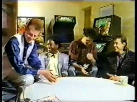 Big Country - Whistle Test interview, 1986
