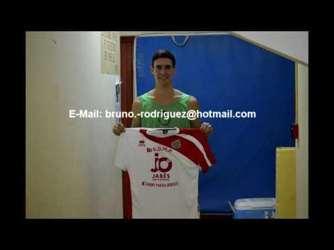 Bruno Rodriguez Defensor Central y Lateral