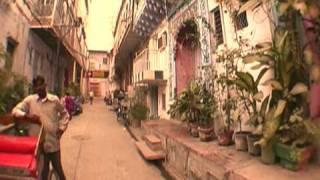 CYCLE RICKSHAW DELHI INDIA