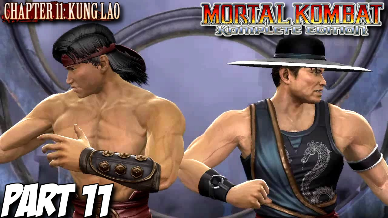 Mortal Kombat Komplete Edition Story Mode Part 11 Chapter 11