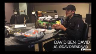 interview founder creative director or sprayground backpack david ben david