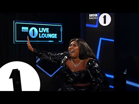 Lizzo Performs & Covers Harry Styles In Live Lounge
