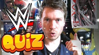 WWE Quiz For Kids! CAN YOU ANSWER THESE QUESTIONS?