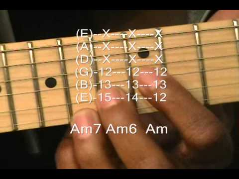 How To Play 80\'s Prince Style KISS R&B Chord Progressions & Funk ...