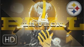 Le'Veon Bell Pittsburgh Steelers Highlights 2017 ||