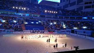 Представление команд Леванте Испания и Грассхоппер на Чемпионате мира по пляжному футболу 2020