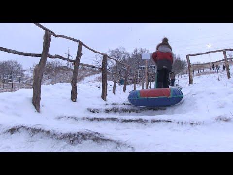 Зимний отдых в Саратове