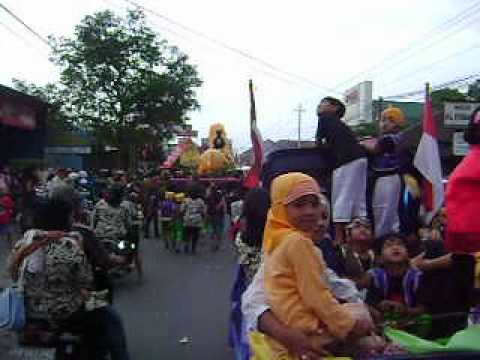 Karnaval RT 09 Modinan