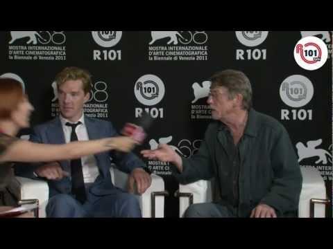 Benedict Cumberbatch, Gary Oldman, John Hurt and Svetlana Khodchenkova Intervistati da R101 VFF