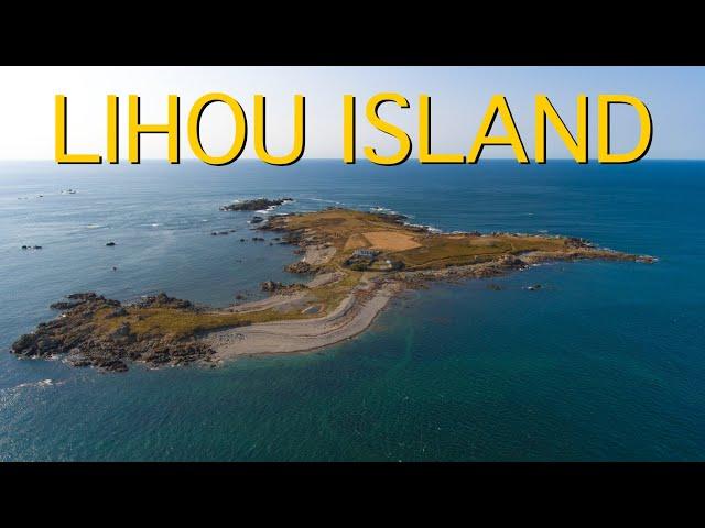 Winter Sea Swimming in Guernsey | Exploring Lihou Island