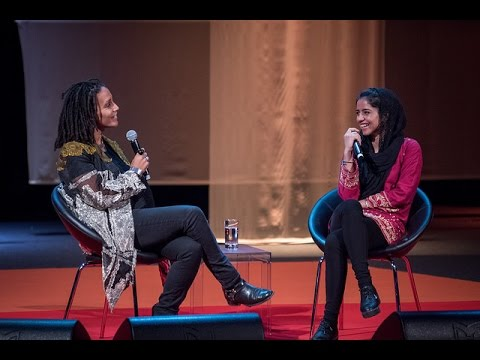 Alexander Betts, Sonita Alizadeh, Tabitha Jackson at Closing Plenary | Skoll World Forum 2016