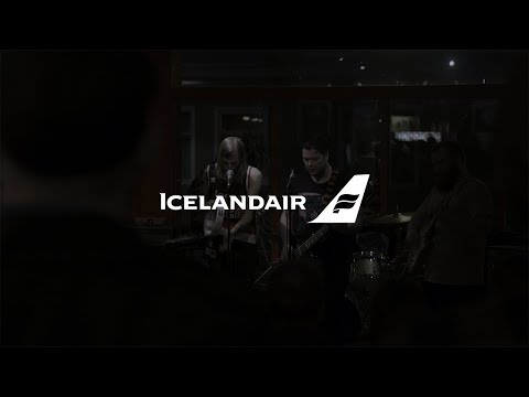 Icelandair receives the Music Export Award 2019