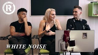 pvris white noise video history
