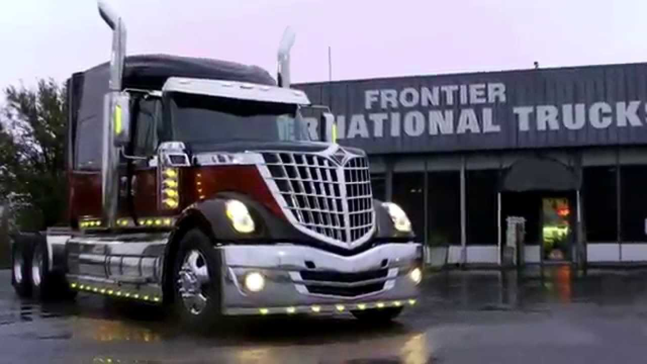 International LoneStar from Carolina International Trucks ...