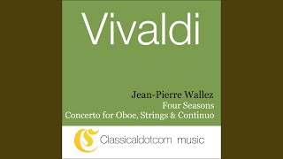 The Four Seasons: Spring in E major, RV 269 / Op. 8 No. 1 - Allegro - Largo e pianissimo sempre...