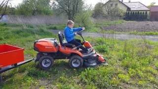 Kosiarka Rider Tymon 6 lat