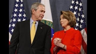 EXPOSED: Nancy Pelosi Refused to Impeach George W. Bush Because She'd Be Implicated