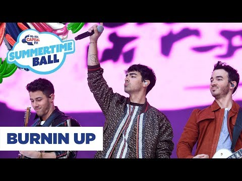 Jonas Brothers – 'Burnin Up' | Live At Capital's Summertime Ball 2019