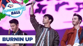 Jonas Brothers – 'Burnin Up' | Live at Capital's Summertime Ball 2019