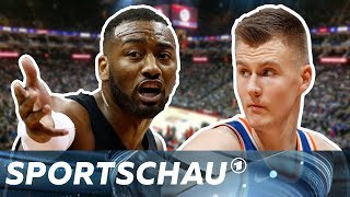 Sind die Washington Wizards besser ohne John Wall? Neue Big 3 bei den NY Knicks? I NBA London Game