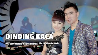 Gambar cover Gerry Mahesa Ft. Tasya Rosmala - Dinding Kaca (Official Music Video)