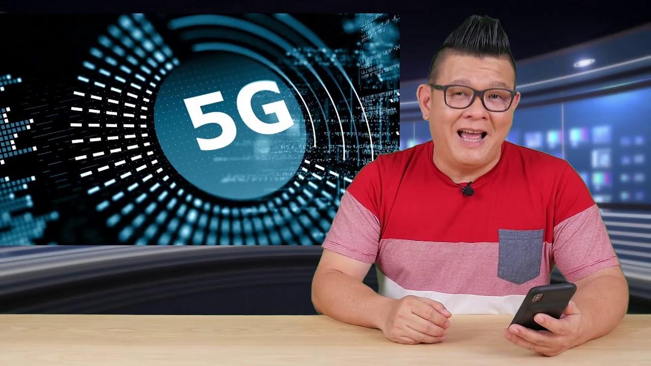 ระบบ 5G ในเมืองไทยเริ่มแล้ว สามค่ายเข้ารับการจัดสรรคลื่น 700 MHz