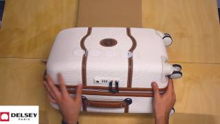 Delsey Chatelet Plus Luggage review - Love Luggage