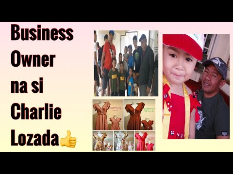 UPDATE Sa Buhay ni Charlie Lozada + Business Owner Na