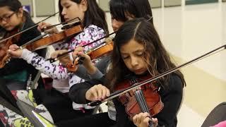 Sendak Elementary School Orchestra Program