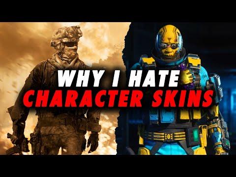 Why I Hate Character Skins