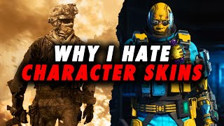 Why I Hate Character Skins - Forge Labs