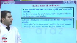 Araz Kursları Ingilis dili   Ders 1(, 2014-06-19T13:03:48.000Z)