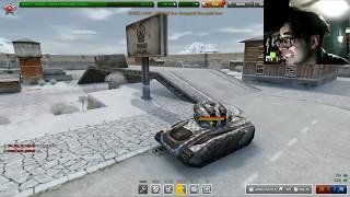 Let's Play @Tanki Online EN  #1 - STARTING OVER IN TANKI!