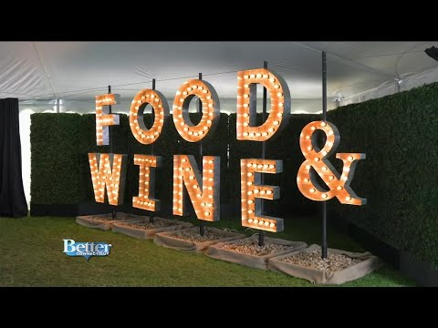 "Take a Culinary Vacation at the ""Food and Wine!"""