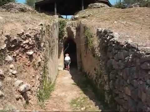 Mycenaean Tholos Tombs. Freizeittipps